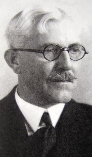 Professor  Borgerhoff