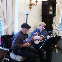 Musici con Joseph Abate