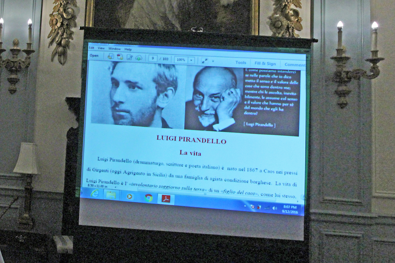 Conferenze il cenacolo italiano di cleveland for Il cenacolo bagno di romagna