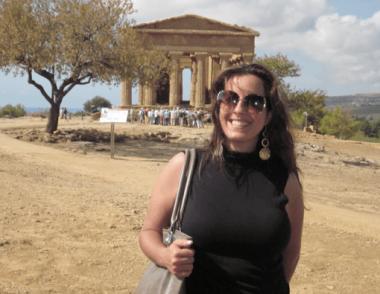 Francesca in Agrigento Valle dei Templi